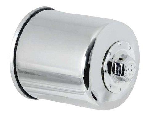 K&N Chrome Oil Filters KN-303C for Street