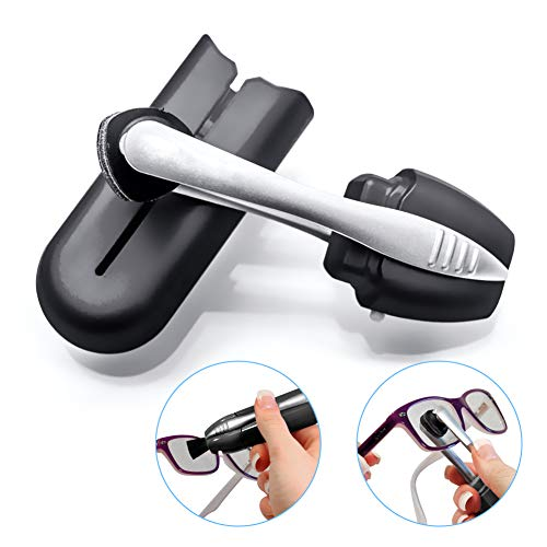 Bestidy Eyeglass Cleaners Set Lens Cleaner for Eyeglasses and Sunglasses Glasses Cleaner for All Types of Eye Wear ()