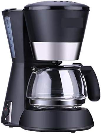 ZDFSKS Tipo Americano Tipo de Vapor Semiautomático Hogar Pequeña Cafetera por Goteo Gran Capacidad 5 Tazas Café Express: Amazon.es: Hogar