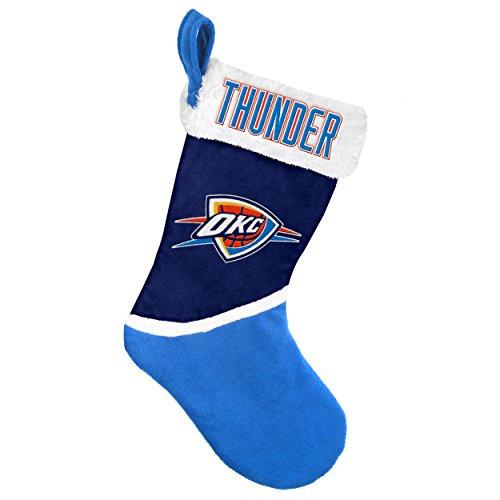 NBA Oklahoma City Thunder 2015 Basic Stocking, Blue