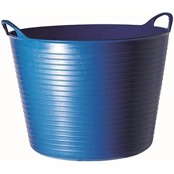Tubtrugs SP42BL 10.5-Gallon Storage Bucket, Blue
