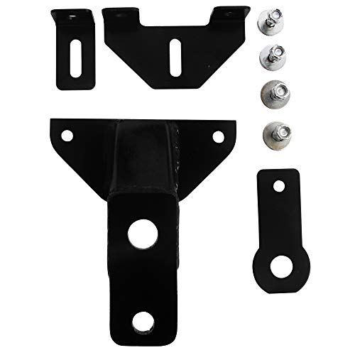 ELITEWILL Universal Lawn Garden Tractor Hitch Tow Receiver Support Brace KIT