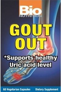 Gout Out 60 VGC (pack of 8)