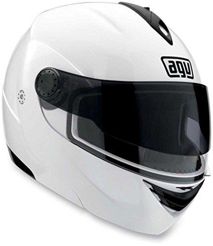 Agv Miglia-2 Modular Helmet White Xs/X-Small