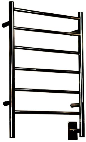 Amba JSO-20 20-1/2-Inch x 31-Inch Straight Towel Warmer, Oil Rubbed Bronze (Amba Warmer Towel Bronze)