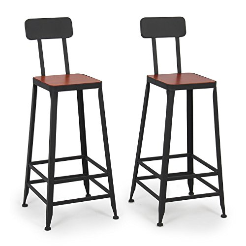 Wood-Black Steel Bar Stools With - Clearance Kohl Sunglasses