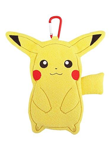 Sanei PZ27 Pikachu PokemonAll Star Petafuwa Pouch, 8