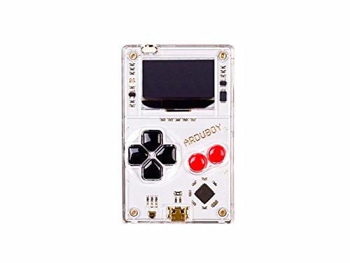 Arduboy Arduino based Game Development System