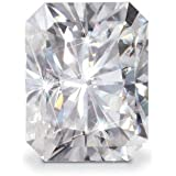 Radiant Moissanite by Charles and Colvard Loose Stone