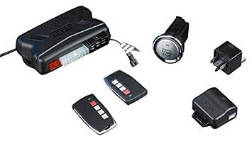 Spy Alarma de coche de 1 vía, sin llave pasiva e: Amazon.es ...