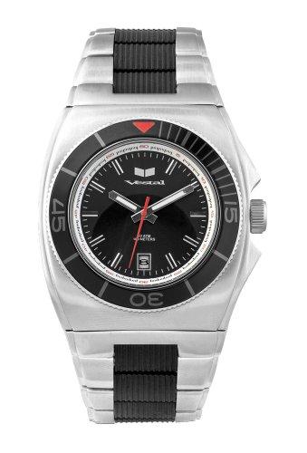 Vestal Unisex MSH001 Shank Steel Stainless Steel Watch