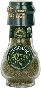 Drogheria & Alimentari All Natural Spice Grinder Provence Herbs, 0.7 Ounce Jars (Pack of 3)