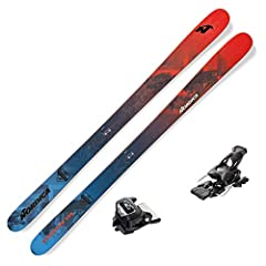 The 2020 Nordica Enforcer 100 skis with bindings are an amazing killer deal for advanced and expert level skiers. For freeride and all-mountain skiing, the Enforcer 100 has been the benchmark for quality and performance since its inception a ...