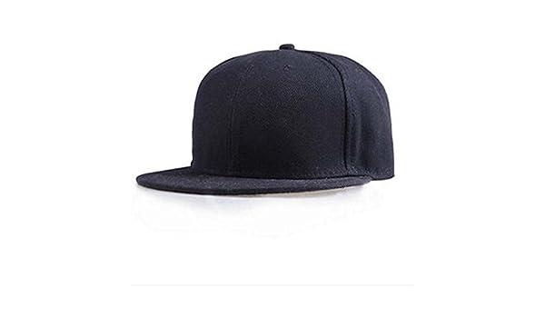 Malloom Gorra de béisbol moda unisex gorras de plato Snapback ...