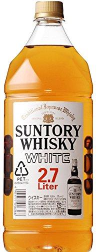 サントリー ウイスキー 大ホワイト 2700mlの商品画像
