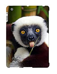 Snap-on Lemur Case Cover Skin Series Compatible With Ipad 2/3/4