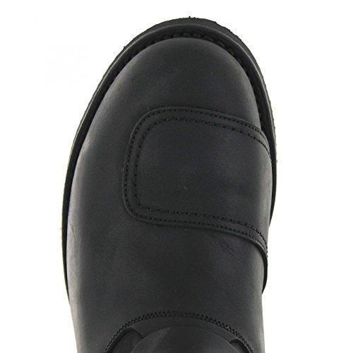 Negro Boots Mayura 1594 Stahlkappe mit Schwarz Engineerstiefel pwCnxYT