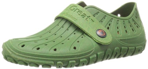 Barefooters Classic Slip-On Shoe Winter Green