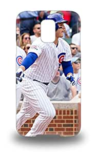 New Tpu Hard 3D PC Case Premium Galaxy S5 Skin 3D PC Case Cover MLB Chicago Cubs Anthony Rizzo #44 ( Custom Picture iPhone 6, iPhone 6 PLUS, iPhone 5, iPhone 5S, iPhone 5C, iPhone 4, iPhone 4S,Galaxy S6,Galaxy S5,Galaxy S4,Galaxy S3,Note 3,iPad Mini-Mini 2,iPad Air )