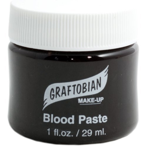Graftobian Blood Paste, 1oz Jar -