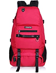 Local Lion Outdoor Sports Hiking Daypack Camping Backpack Unisex, Laptop Bags