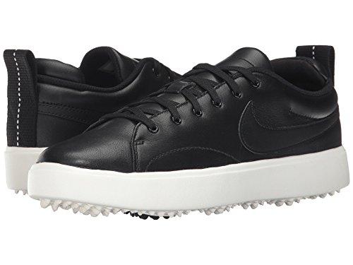 強いますフェロー諸島ほんの(ナイキ) NIKE レディースゴルフシューズ?靴 Course Classic Black/Black/Sail 8 (25cm) B - Medium