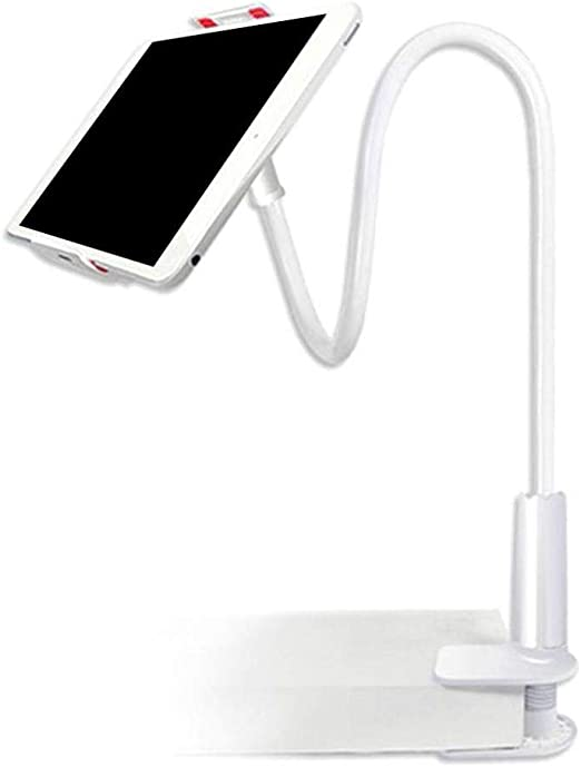 fish Zerama Smartphone Holder Universal Brazo Largo Lazy Soporte para teléfono móvil Cama Flexible Escritorio Mesa Clip Soporte para iPad: Amazon.es: Hogar