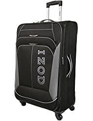 IZOD Fairway 24-Inch 4 Wheel Expandable Upright, Black, One Size