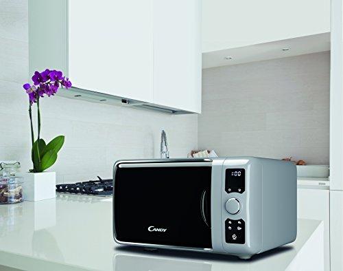 Candy EGO-G25DCS Microondas con grill, 6 programas automáticos ...