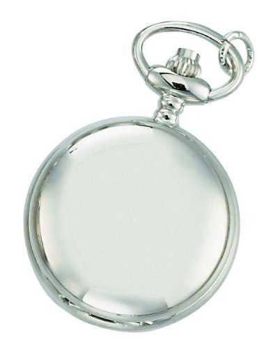 Charles-Hubert, Paris Women's 6768 Stainless-Steel Polished Finish Quartz Pendant - Charles Watch Pendant Hubert