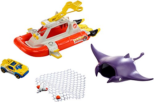 Matchbox Elite Rescue Wave Cruiser Vehic - Manta Ray Yo Yo Shopping Results