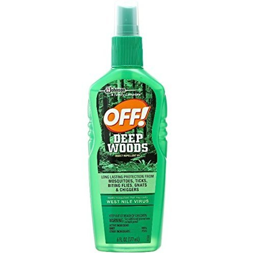 OFF! Deep Woods Off! Insect Repellent Pump 6 oz (Pack of 10) by OFF!