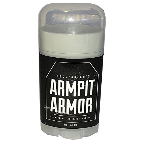 ArmPit Armor - All Natural Deodorant - As Seen On Shark Tank (As Seen On Shark Tank Products)