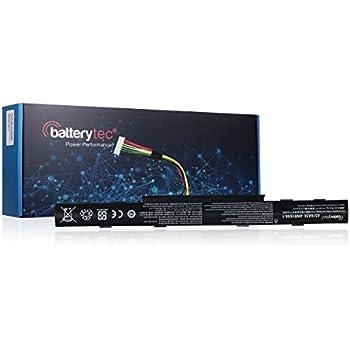 Batterytec Laptop Battery for Acer Aspire E 15 series, E 15 E5-575G-53VG 58UJ 59EE 76YK, E 15(E5-575G-53VG); Acer AS16A5K, AS16A7K, AS16A8K.
