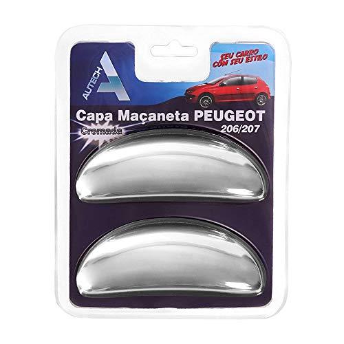 Capa P/Macaneta Autech EXT. PEUGEOT206/207CROMADA AUT 6503