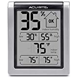 AcuRite 00613 Digital Hygrometer & Indoor