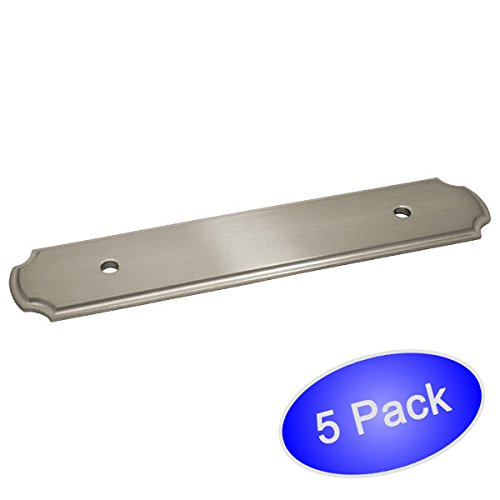Cabinet Handles With Backplates