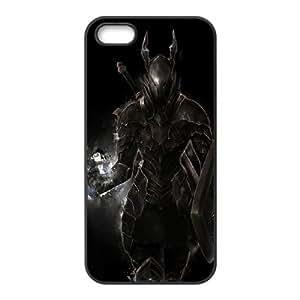 Dark Souls iPhone5s Cell Phone Case Black DIY Ornaments xxy002-3715352