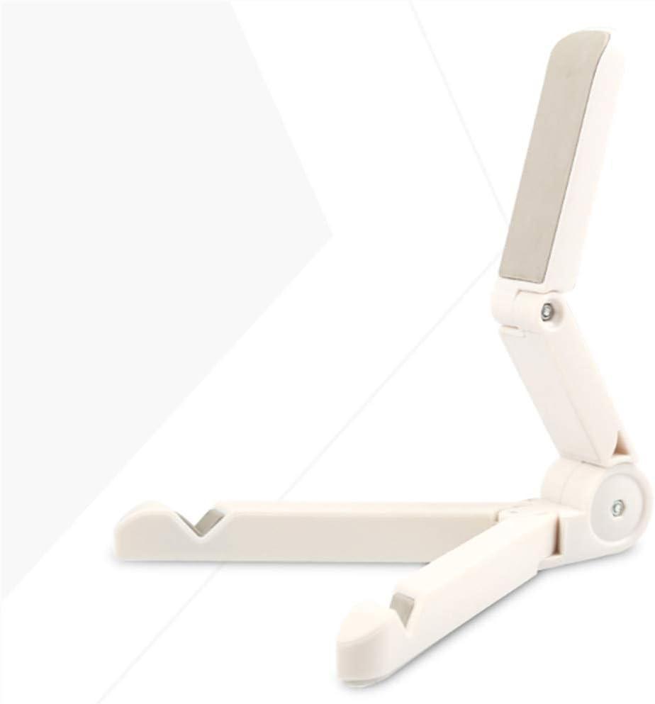 Compact Lightweight Lazy Mobile Phone Holder Folding Portable Universal Multifunctional Tripod Yellow