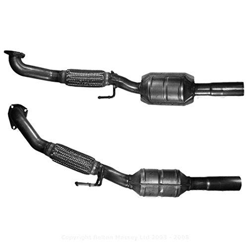 Motexo MT80270 Exhaust Diesel Catalytic Converter +Fitting Kit +2yr Warranty