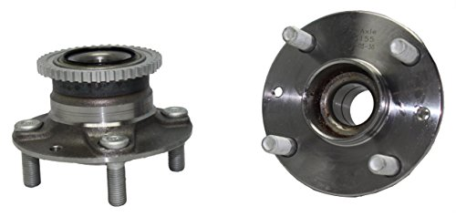 Brand New (Both) Front Wheel Hub and Bearing Assembly 1990-97 Mazda Miata 4 Lug W/ABS (Pair) 513155 x2