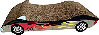product image for Imperial Cat Racer Scratch 'n Shape, Black