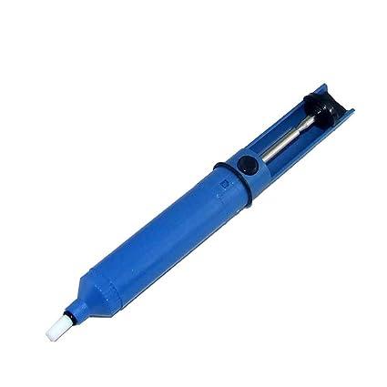 Ogquaton Herramienta de succión de estaño Vacío Lata Varilla Bomba Soldador Pluma para la demolición de