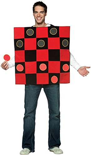 King Me! Checkers Adult (King Me! Checkers Costumes Adult Size)