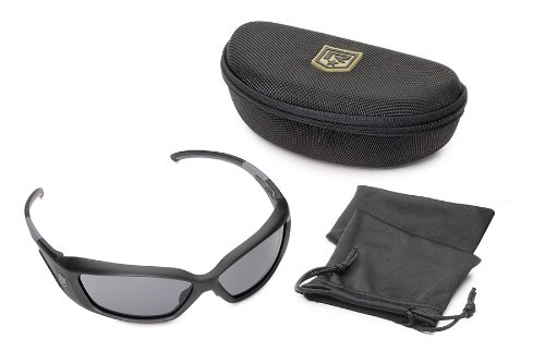 Revision Military Hellfly Ballistic Sunglasses - Black Frame/Photocromic Lenses by Revision Military