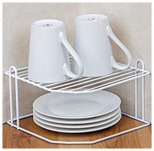 (Wire corner shelf for cabinet)