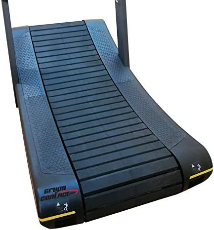 Grupo Contact Cinta de Correr Curva Profesional, Curve Treadmill ...