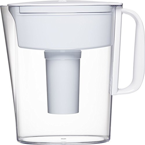 how to clean brita water filter pitcher