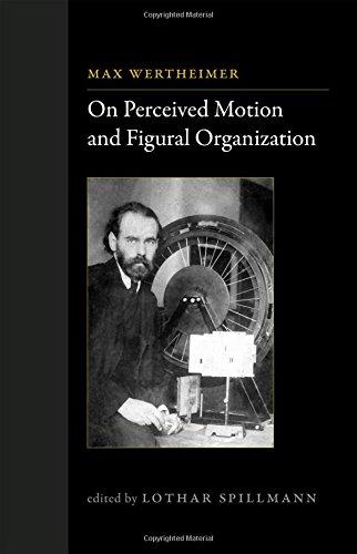 On Perceived Motion and Figural Organization (The MIT Press) pdf epub