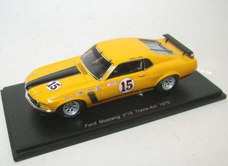 1/43 フォードマスタング 1970年 Trans-Am Parnelli Jones S2640